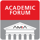 AMIA Academic Forum Link